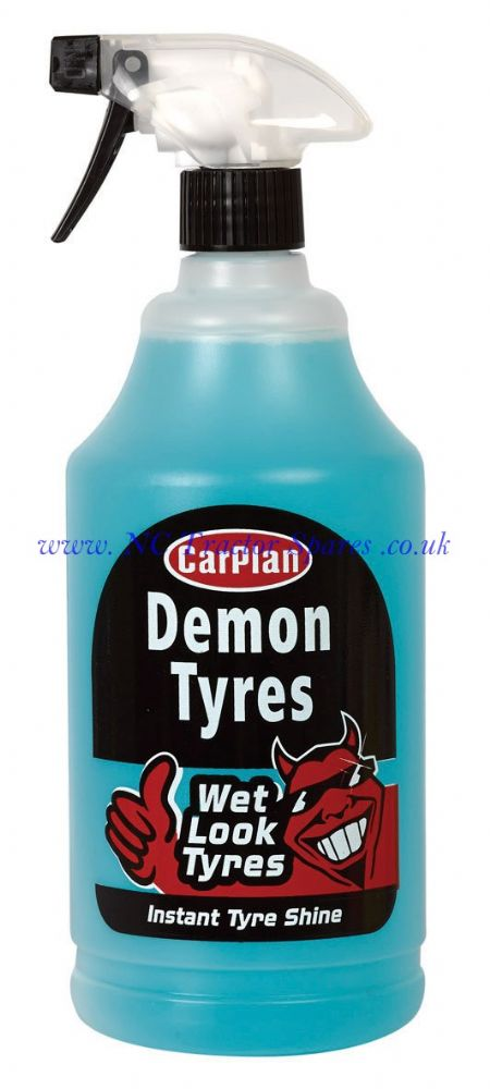 CarPlan Demon Tyres 1LTR
